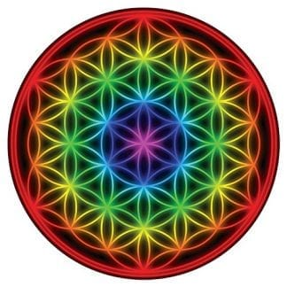 scrying-mirror-flower-of-life-rainbow
