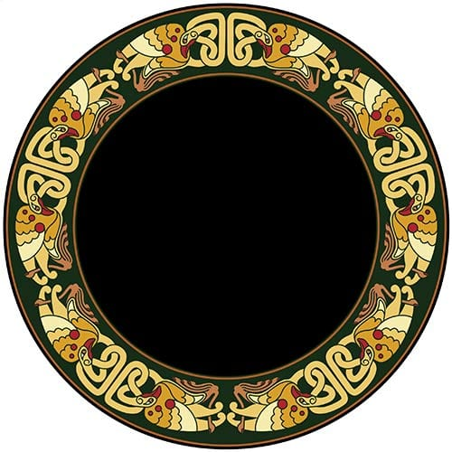 scrying-mirror-celtic-birds