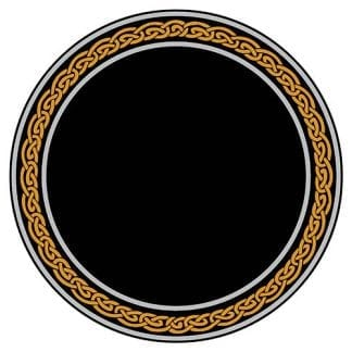 scrying-mirror-celtic-knots